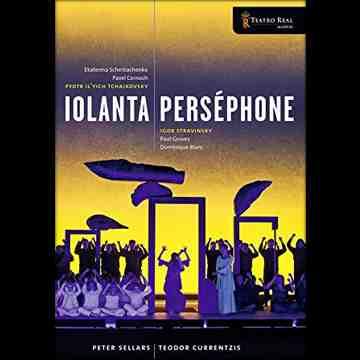 Tchaikovsky: Iolanta / Stravinsky: Perséphone